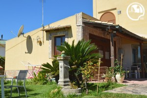 Overall external view, apartment by the sea between Noto and Siracusa, in Avola