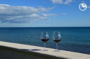 Terrazza sul mare vino e nero d'avola
